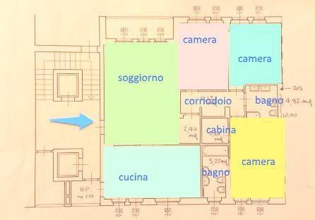 foto  Quadrilocale viale Milano, Varese