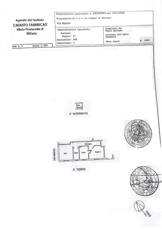 foto  2-room flat via Mincio, Rozzano