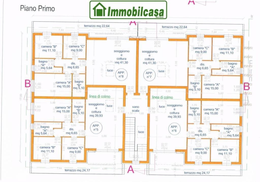 foto  4-room flat via Gioacchino Rossini, Bagnatica