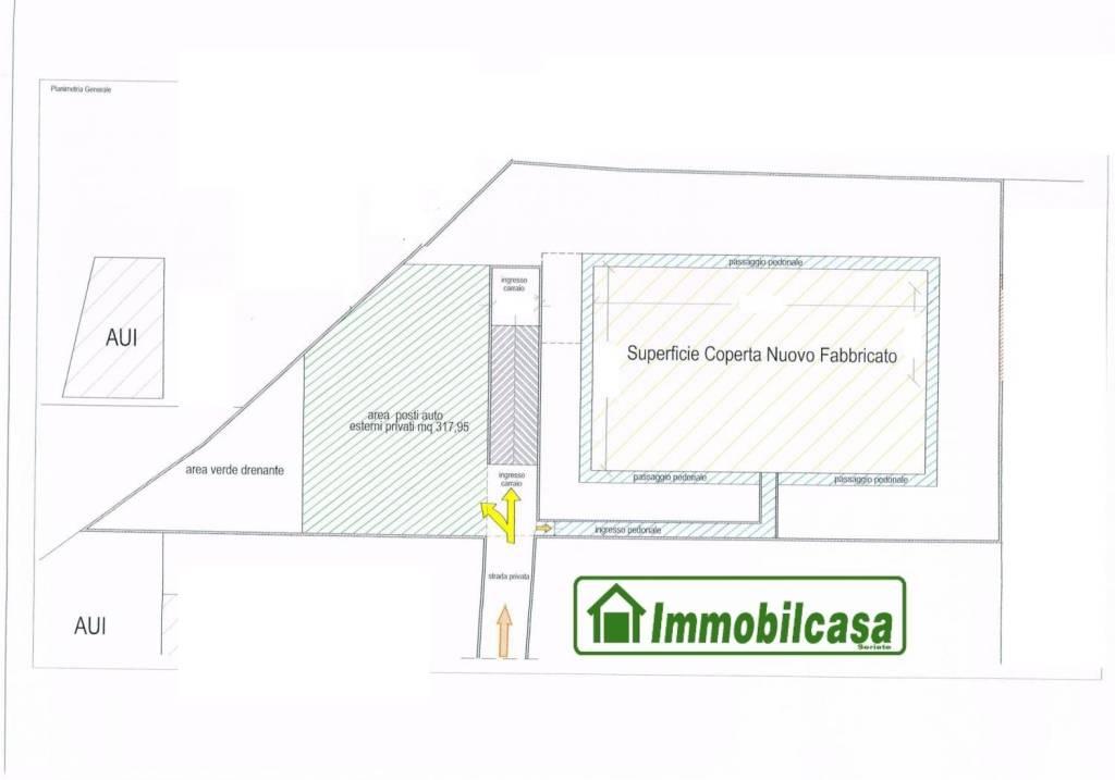 foto area 4-room flat via Monticelli 2, Montello