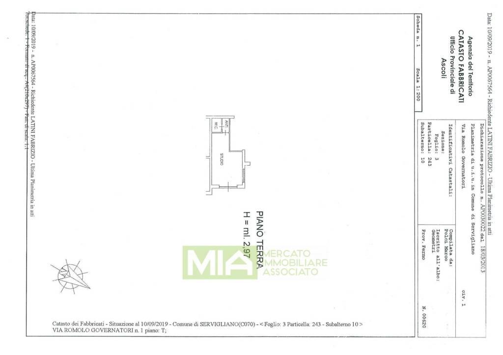 foto Foto 30 Appartamento contrada chiarmonte, Servigliano