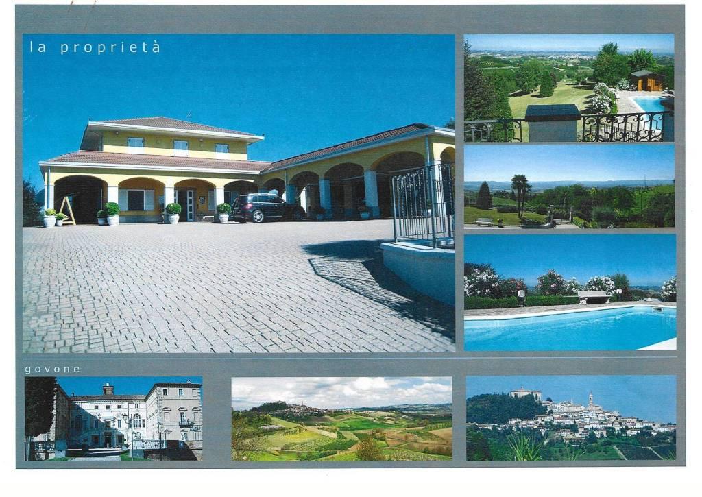 foto LA PROPRIETA' Single family villa, excellent condition, 347 sq.m., Govone