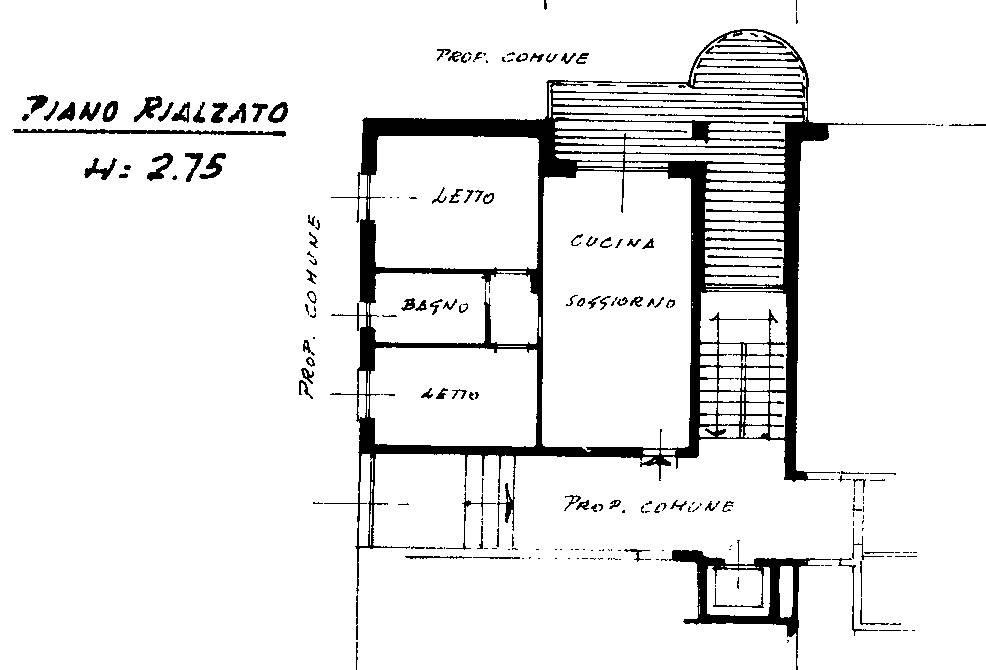 foto  3-room flat piazza Guido Rossa 10, Colturano