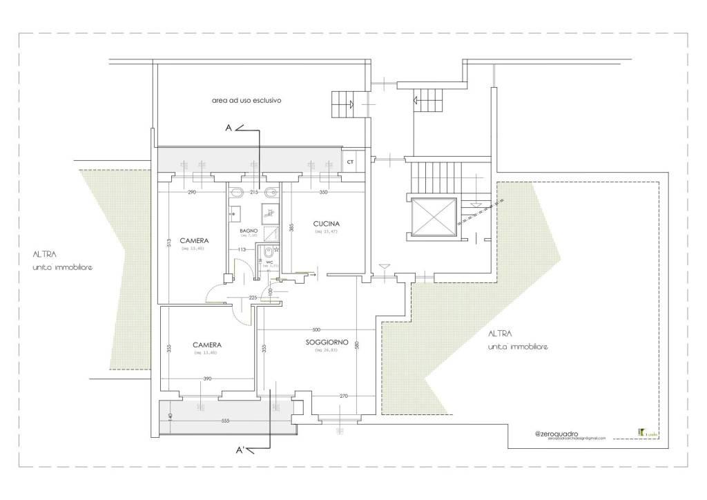 foto  4-room flat via Paolo Borsellino 32, Ciriè
