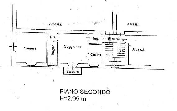foto Abitazione Двухкомнатная квартира via per Senna, Capiago Intimiano