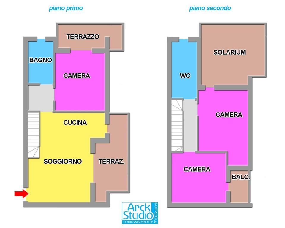 foto  4-room flat via Don Luigi Penati, Cassano d'Adda
