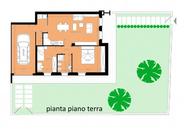 foto PLN 3-room flat via Cesare Battisti, Roncoferraro