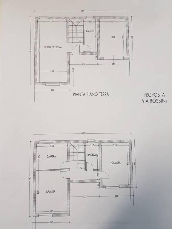 foto abitazione Односемейная вилла via Gioacchino Rossini, Nova Milanese