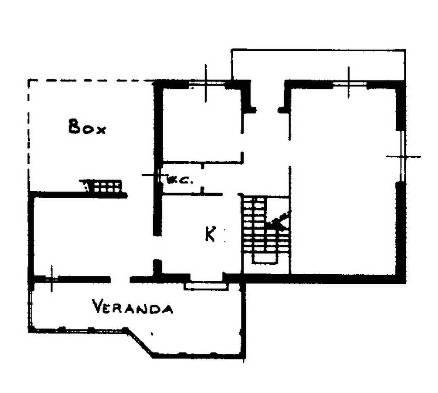 foto  Villa unifamiliare via Como 31, Bollate