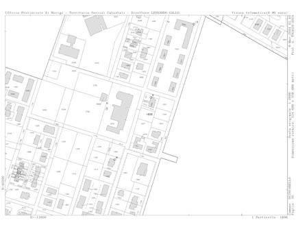 foto plan Bilocale via delle Mimose 9, Roma