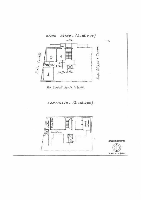 foto  3-room flat via Caduti per la Libertà, Chivasso
