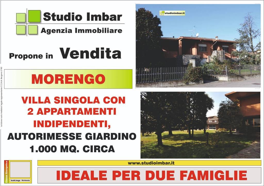 foto  Single family villa via Giuseppe Verdi 6, Morengo