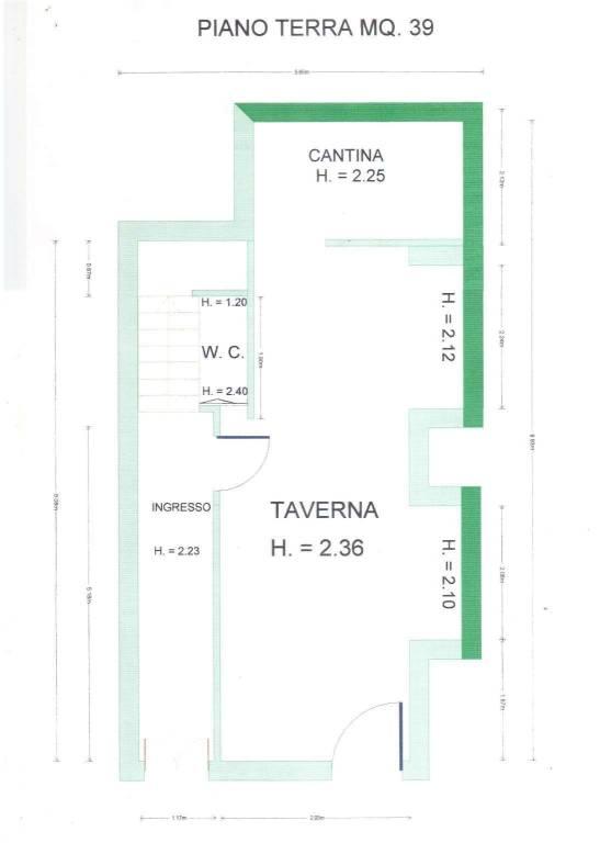 foto  Casa indipendente all'asta via Enrico Fermi, 45, Castiglione Messer Marino