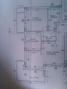 planimetria Appartamento Affitto Campofilone