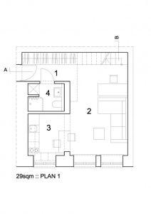 planimetria Appartamento Affitto Dormelletto