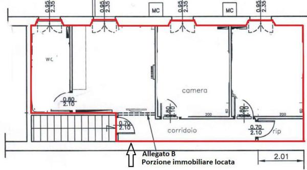 foto 349c277a-104e-4320-8571-94e3e3aba1a3 Trilocale via Olona, Milano