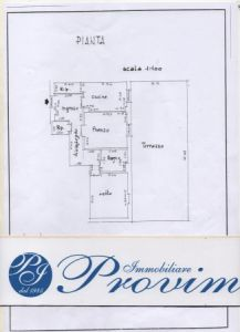 planimetria Appartamento Affitto Pescara
