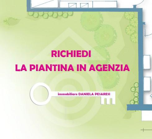 foto planimetria Trilocale viale Antonio Gramsci, Riccione