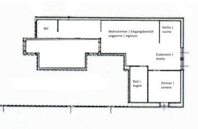 planimetria Appartamento Affitto Stelvio