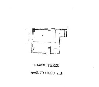 planimetria Appartamento Affitto Trapani