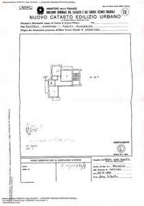 planimetria Appartamento Vendita Acquappesa