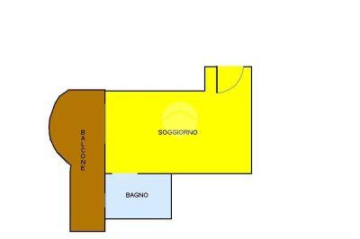 planimetria Appartamento Vendita Alba Adriatica
