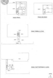 planimetria Appartamento Vendita Almenno San Salvatore