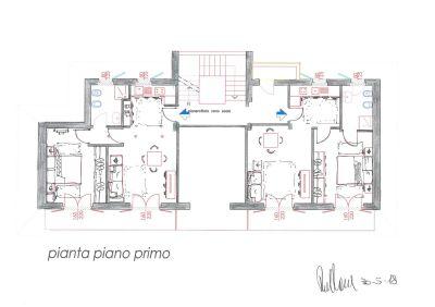 planimetria Appartamento Vendita Almese