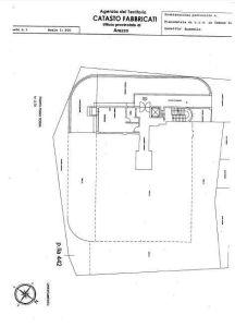 planimetria Appartamento Vendita Arezzo