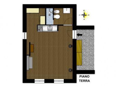 planimetria Appartamento Vendita Ayas