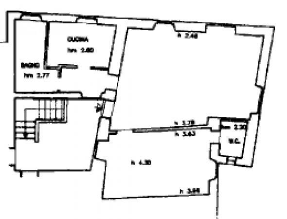 Vendita appartamento bagno a ripoli quadrilocale in via for Bagno a ripoli mappa