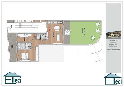 planimetria Appartamento Vendita Basiano