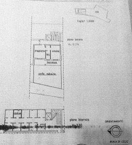 planimetria Appartamento Vendita Belforte Monferrato