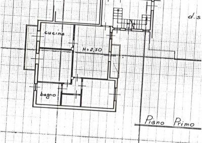 planimetria Appartamento Vendita Bolgare
