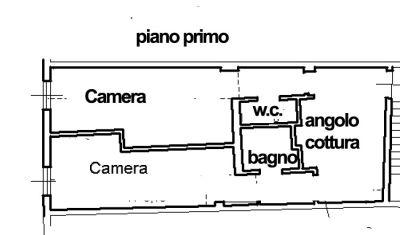 planimetria Appartamento Vendita Bologna