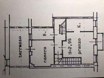 planimetria Appartamento Vendita Bossolasco
