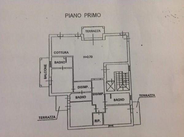 foto PLANIMETRIA Appartamento via Rocca d'Anfo 36, Brescia