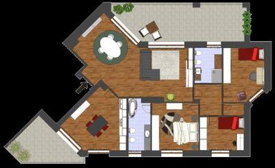 Vendita appartamento buccinasco bilocale in via angelo for Lops arredi distretto del design trezzano