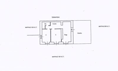 planimetria Appartamento Vendita Camogli