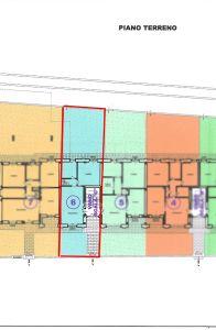 planimetria Appartamento Vendita Campiglione-Fenile