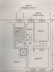planimetria Appartamento Vendita Cantù