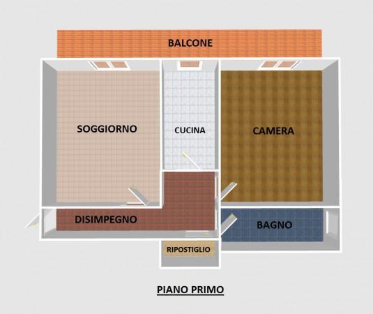 foto  Bilocale buono stato, primo piano, Canzo
