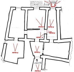 planimetria Appartamento Vendita Carpineto Romano