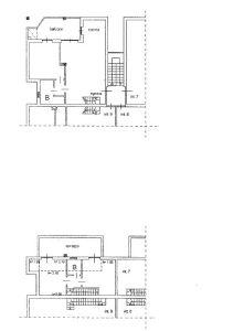 planimetria Appartamento Vendita Castelnuovo di Porto