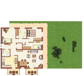planimetria Appartamento Vendita Castelrotto