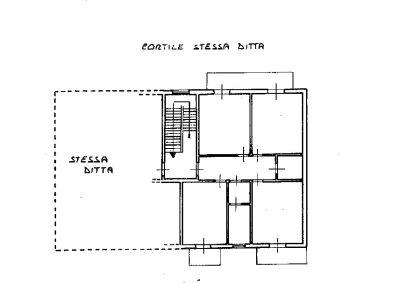 planimetria Appartamento Vendita Cavallermaggiore