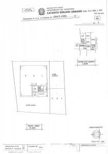 planimetria Appartamento Vendita Cenate Sopra