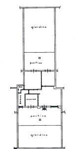 planimetria Appartamento Vendita Cerveteri