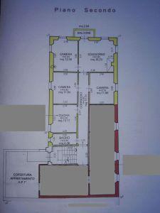 planimetria Appartamento Vendita Chiavenna