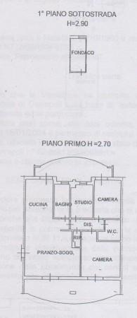 foto planimetria Appartamento viale Adriatico 52, Corropoli